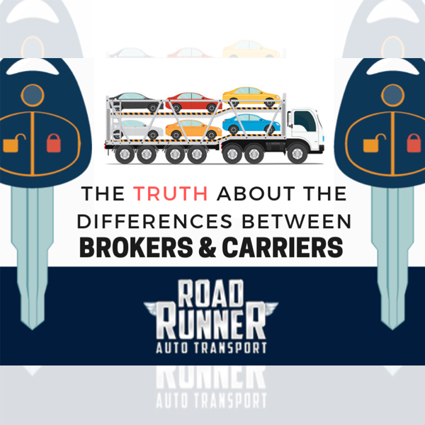 The Truth About The Differences Between Car Shipping Brokers And Carriers