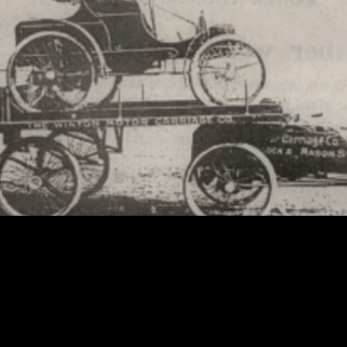 The History Of Car Shipping