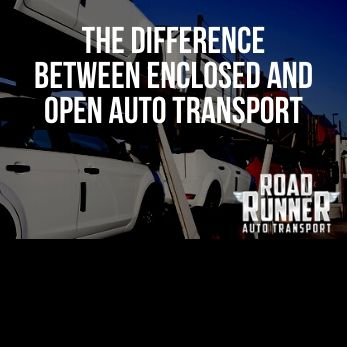 What's the Difference? Enclosed Auto Transport or Open Auto Transport?