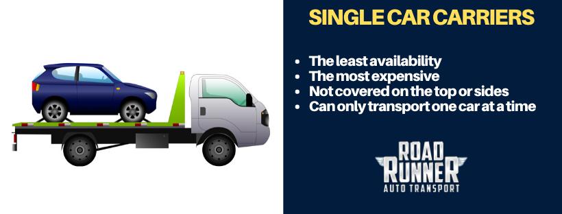 single-car-carriers
