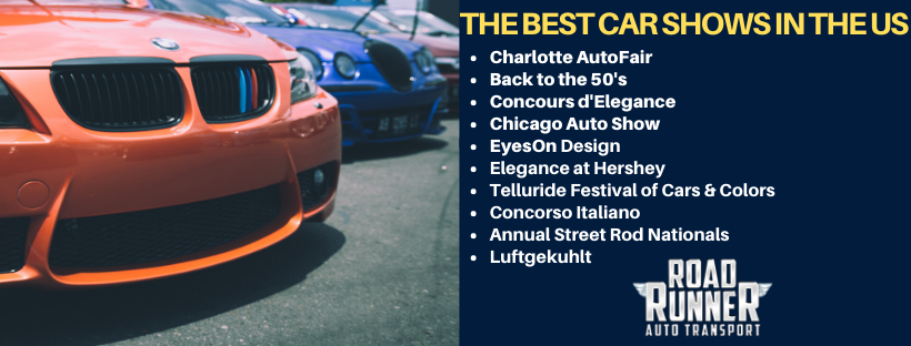 the best car shows in the country