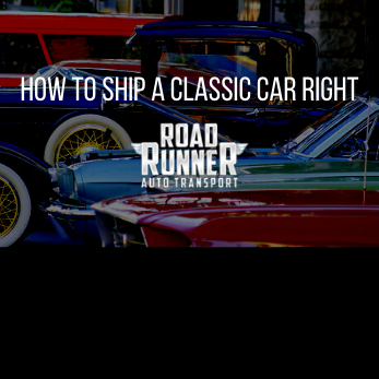 How to Ship a Classic Car Right