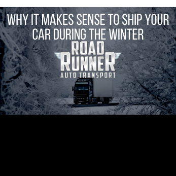 Why It Makes Sense to Ship Your Car During the Winter