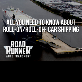 All You Need to Know About Roll-on/Roll-off  Car Shipping