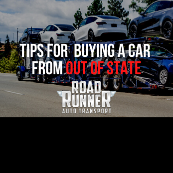 Tips for  Buying a Car from Out of State