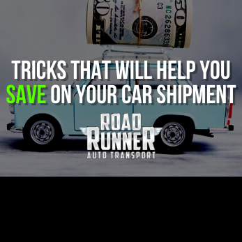 Here Are Some Tricks That Will Help You Save On Your Car Shipment